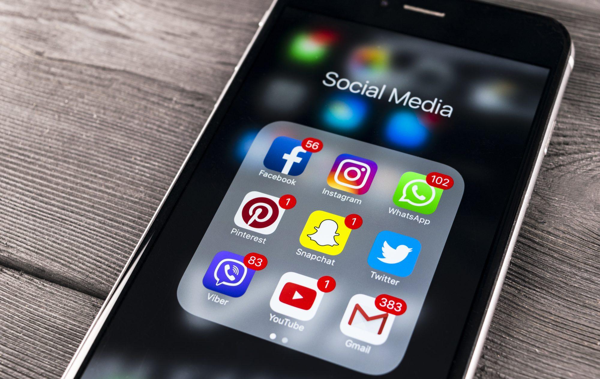 Tour d'horizon sur l'influence des réseaux sociaux